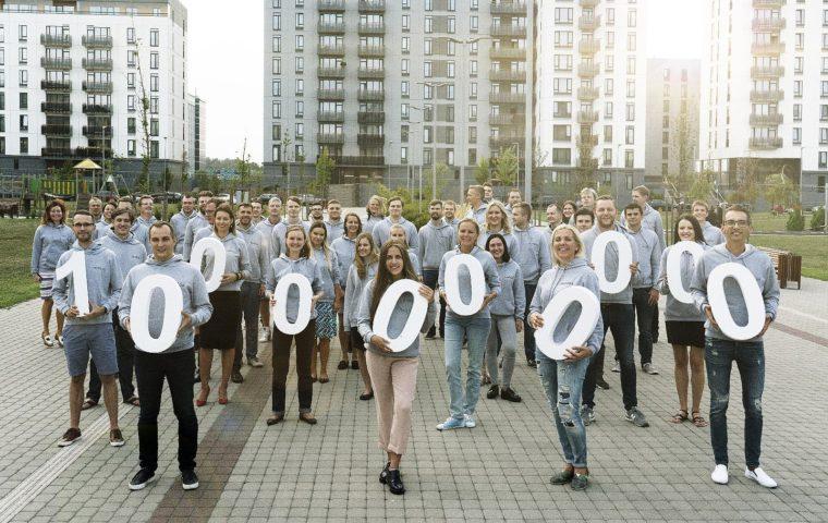 Mintos 1 miliarda lide