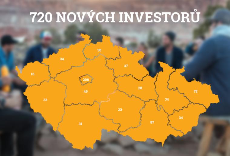 Zonky mapa 720 investoru v krajich