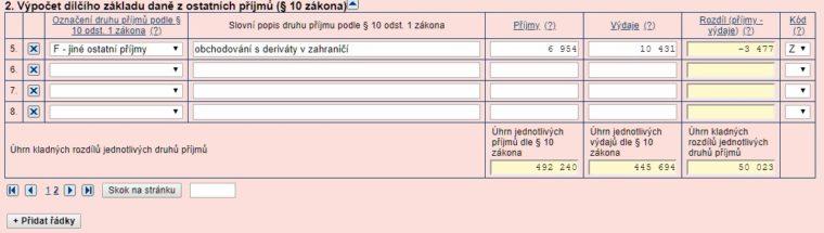 zdanění formulář3