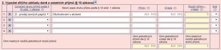 zdanění formulář6