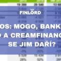 Mogo, Banknote, Lendo, Creamfinance