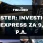 Leo Express investice
