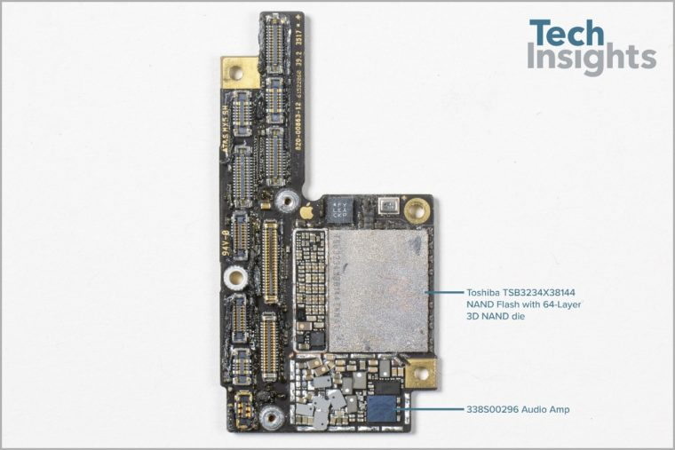 Apple iPhone X komponenty3