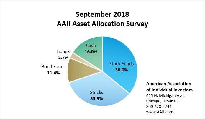 Finlord aktuální alokace do akcií v USA