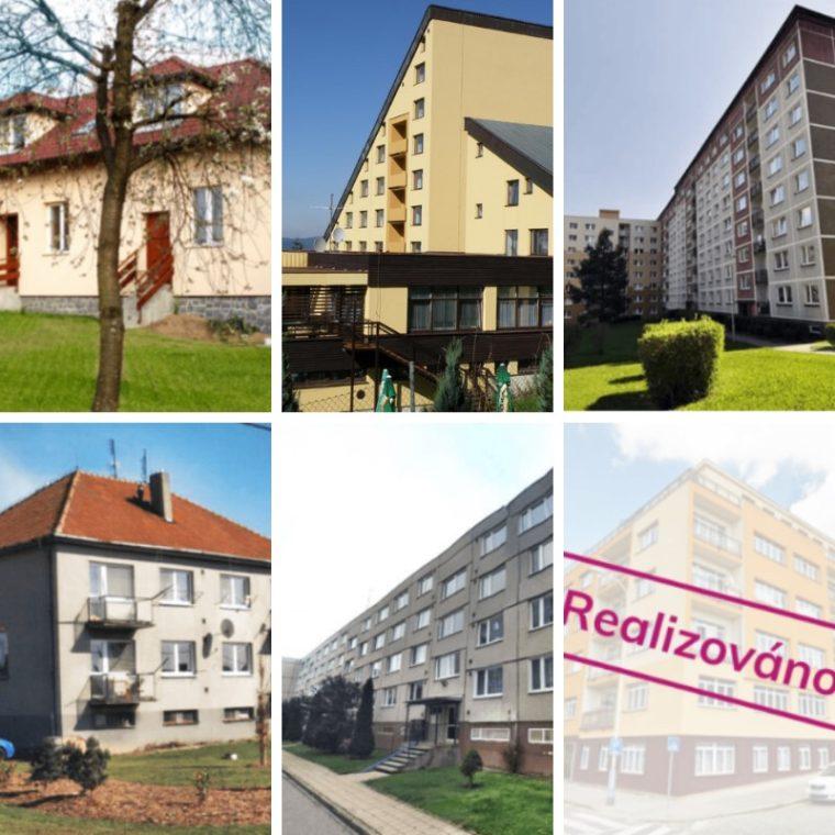CEE Real Estate nemovitosti v portfoliu