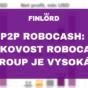 P2P platforma Robocash Eva Mahdalová Finlord