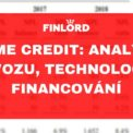 Home Credit provoz