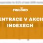 akciový index
