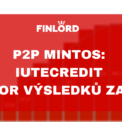 IuteCredit Eva Mahdalová Finlord