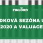 výsledková sezóna Eva Mahdalová Finlord