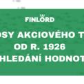 Výnosy akcií Eva Mahdalová Finlord